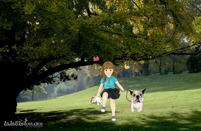 illustration-girl-running-with-dog-lalelilolu-studios6